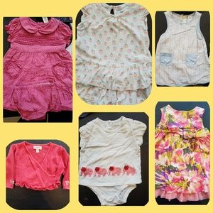 Baby Gap  girls Summer lot 3-6m